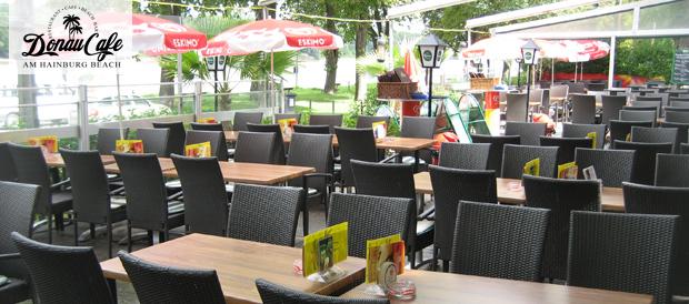 Donau Cafe - Donaucafe Hainburg an der Donau Bild 1